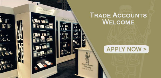 Sign up for a trade account now